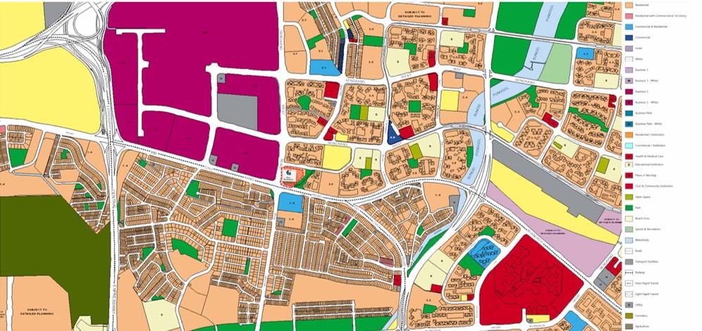 Parc Greenwich Master Plan 2019