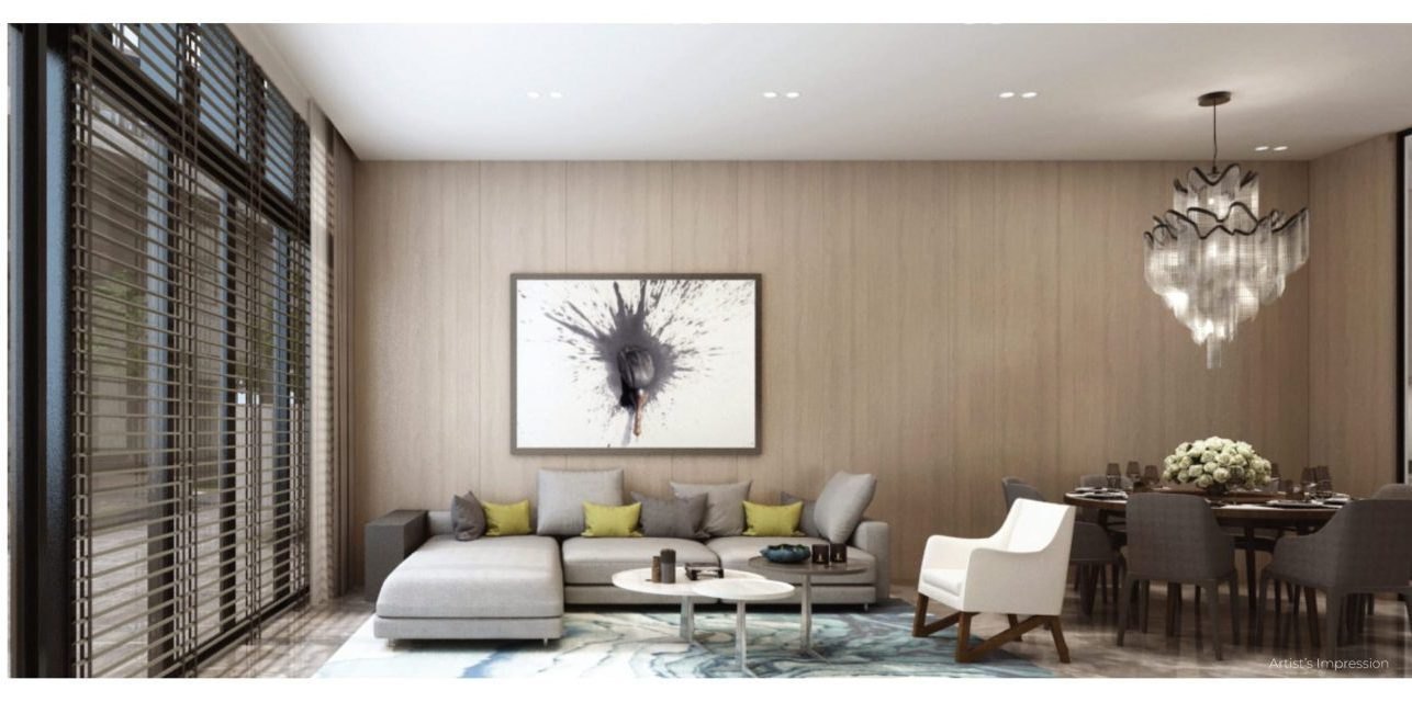 Parkwood Collection showflat